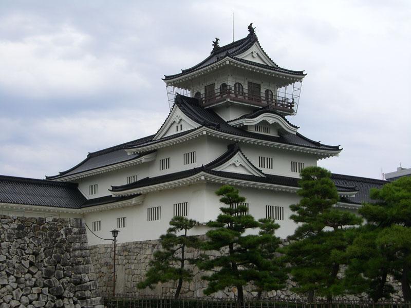 日本の城のはなし