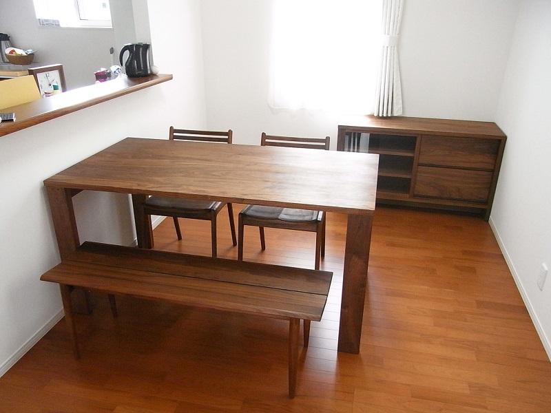 家具と共に新しいスタートを
