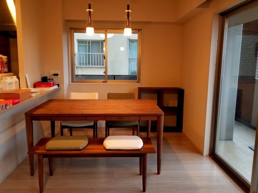 富山 家具 テーブル