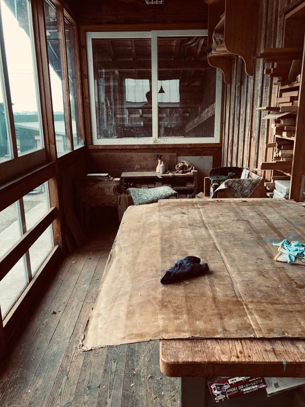 美しき、ウォールナットの家具たち