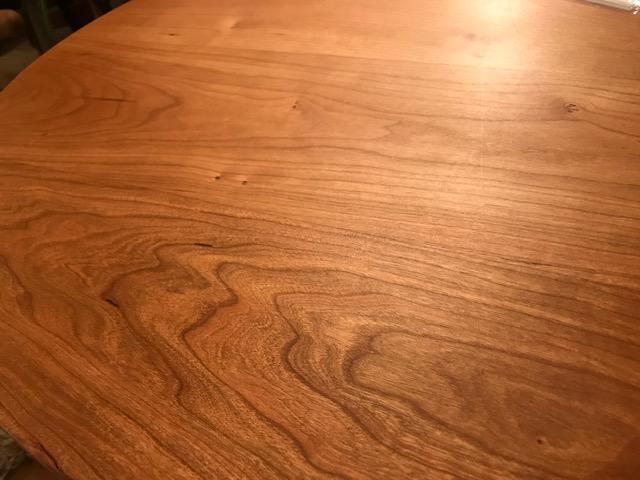 あのテーブルは今。