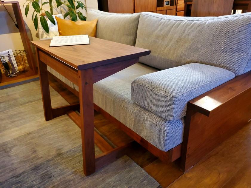 富山 家具 サイドテーブル