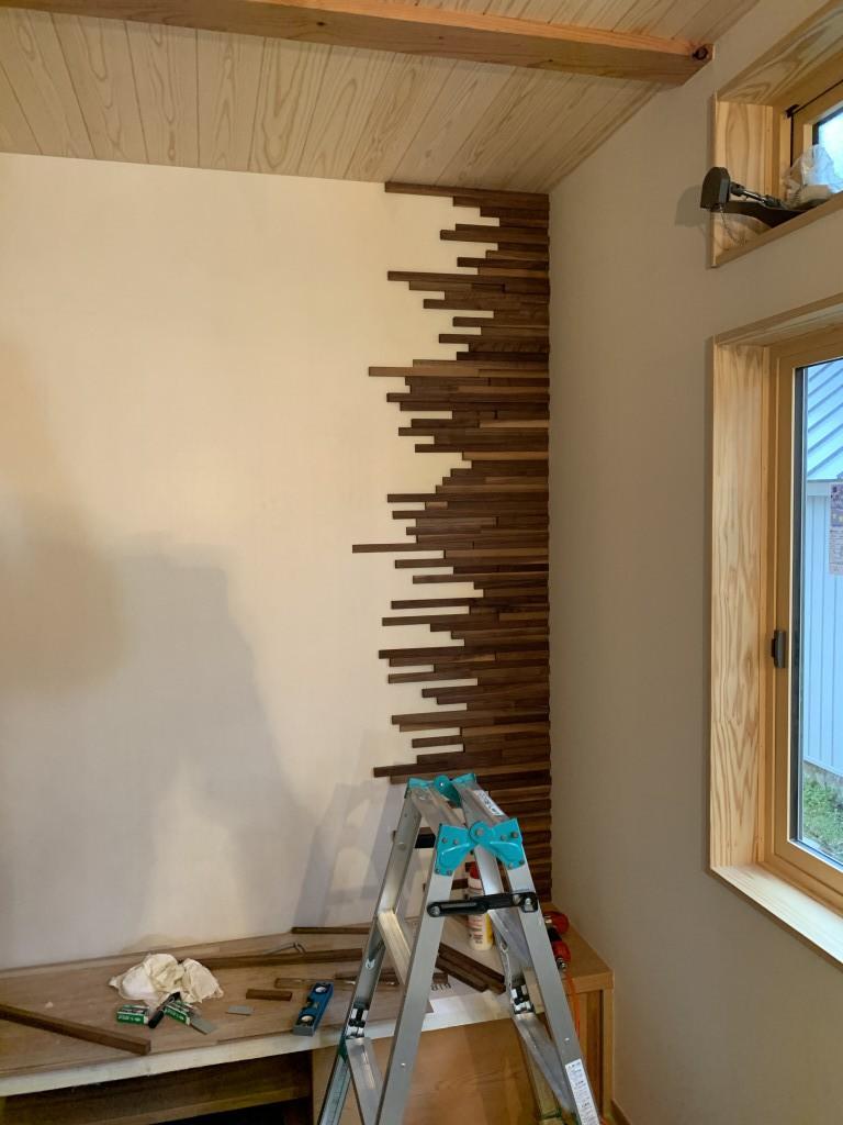 壁 無垢材