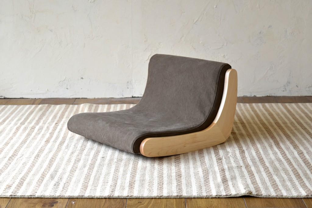 木製座椅子