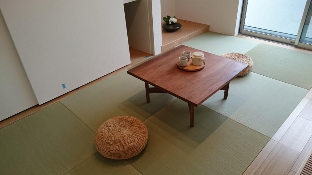 無垢材 テーブル