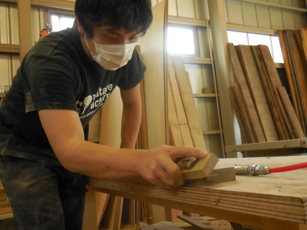 家具製造・特注1