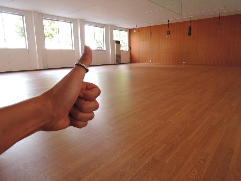 ミヤモト家具新店舗LOWVE【ローヴェ】床工事完了