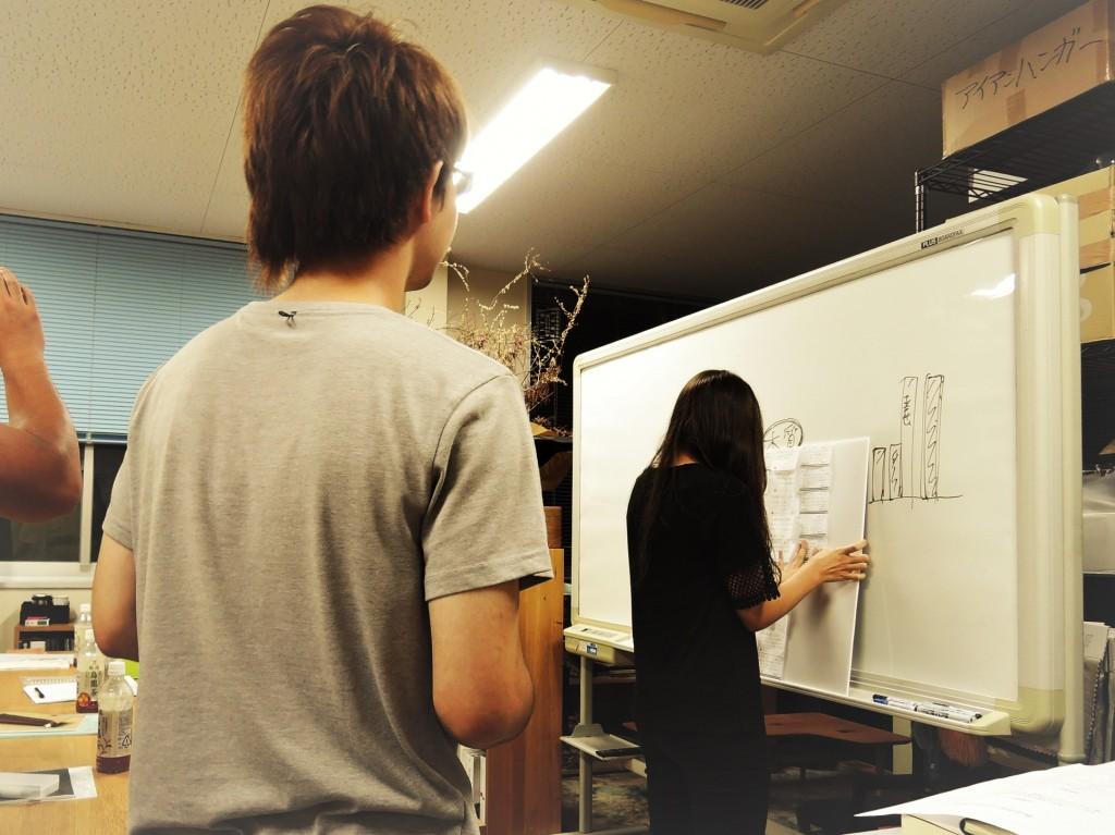 ミヤモト家具の新入社員研修6