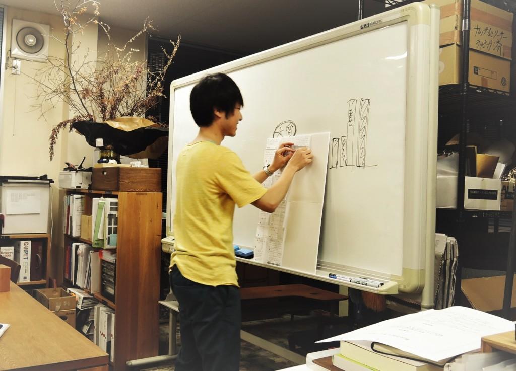 ミヤモト家具の新入社員研修7