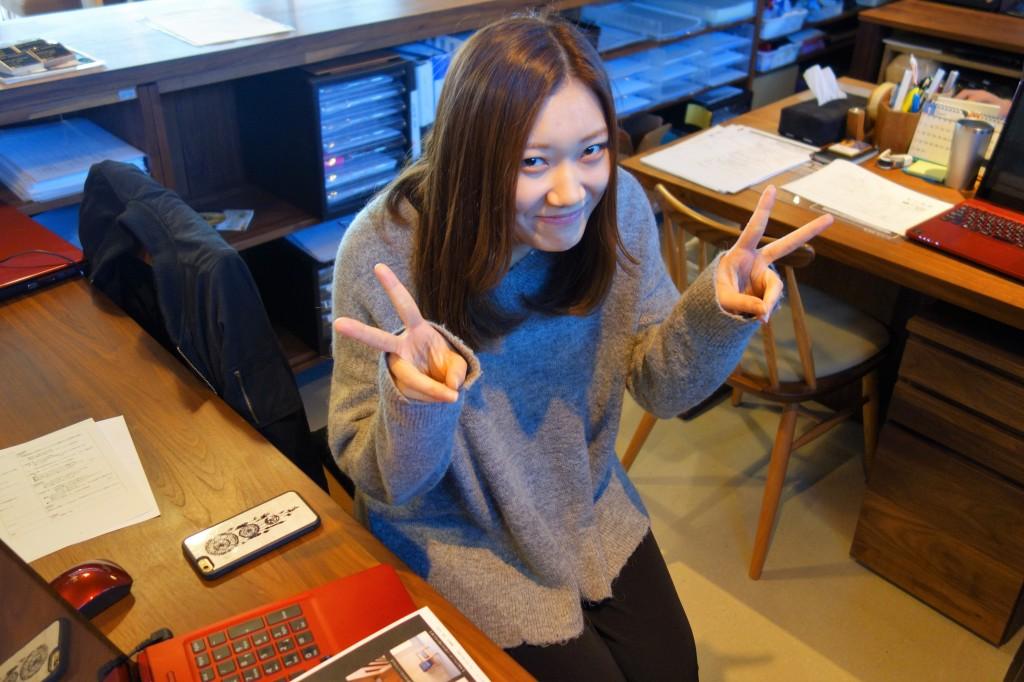 富山県富山市の家具・インテリアショップSOLID チューリップテレビ取材