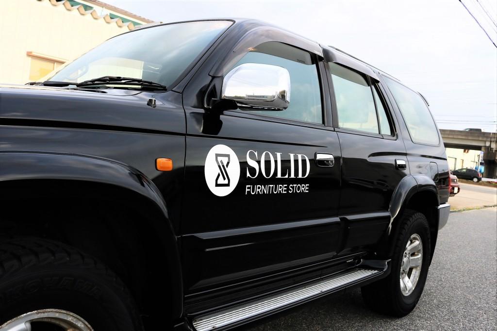 SOLID営業車Surf4