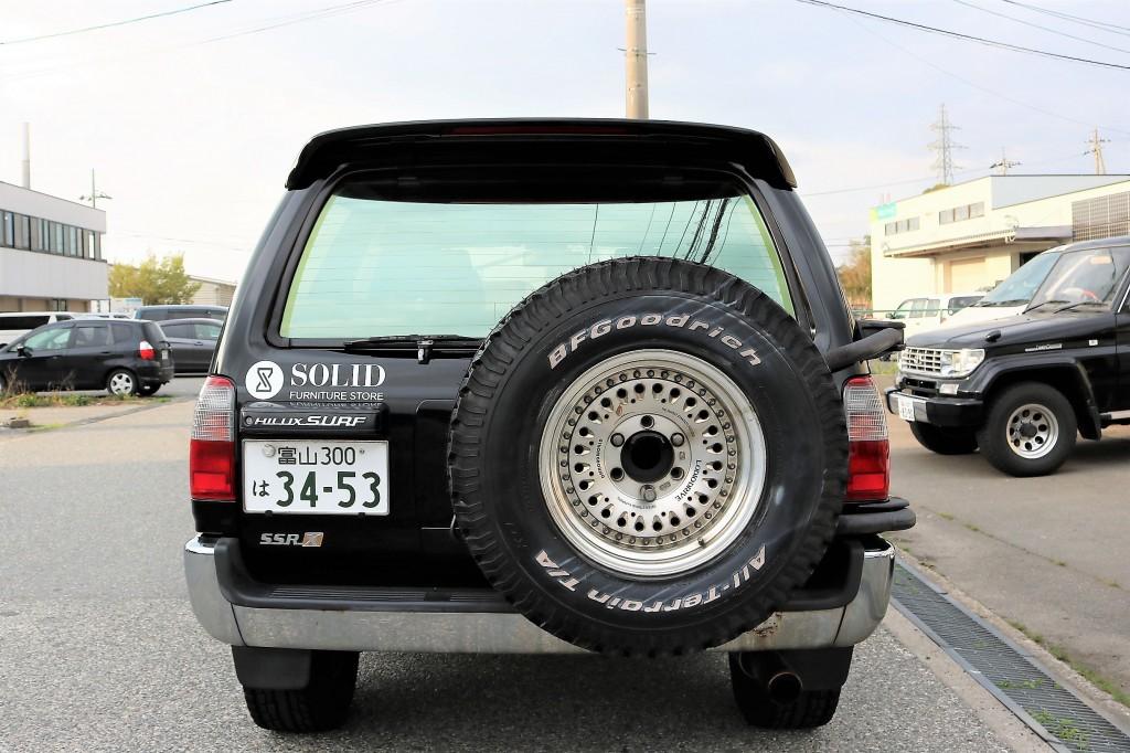 SOLID営業車Surf8