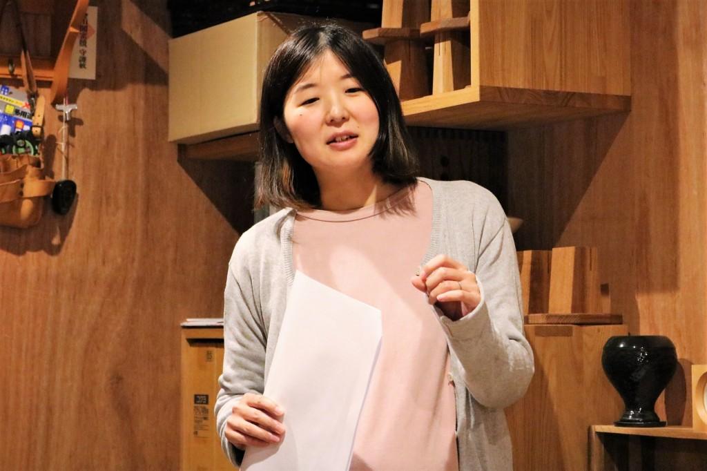 ミヤモト家具の新入社員研修3