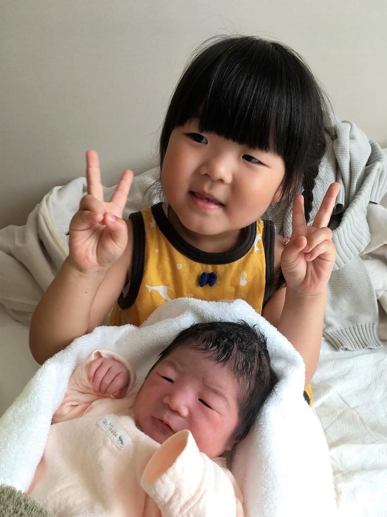 LOWVE長野さん!第二子誕生!