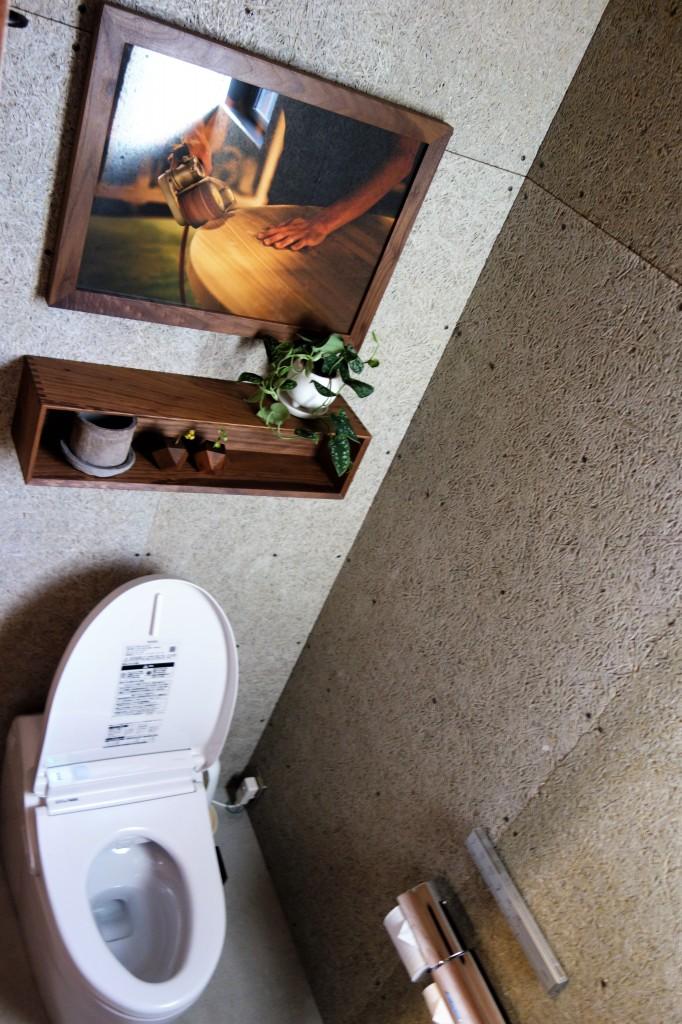 SOLIDのトイレ模様替え5