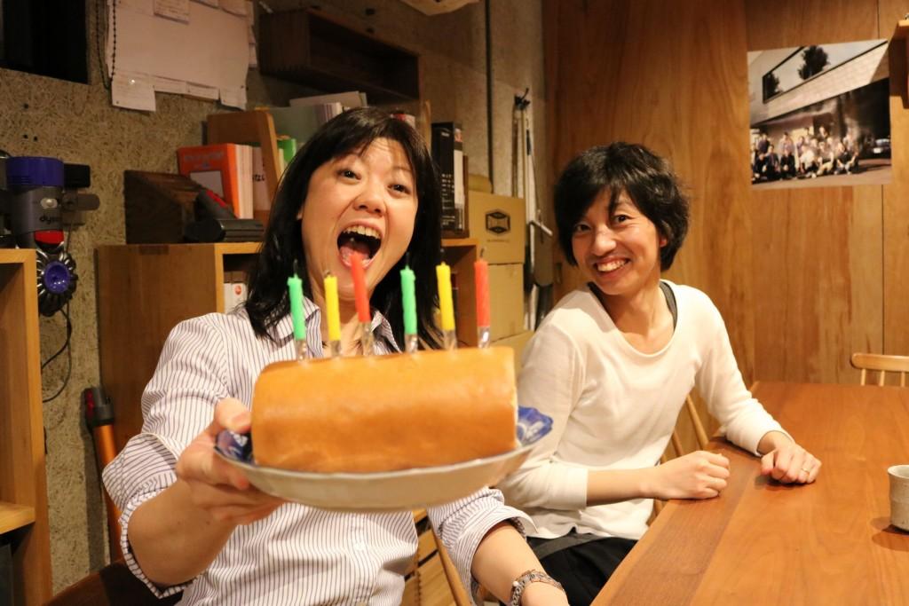 SOLID 江本さん誕生日4