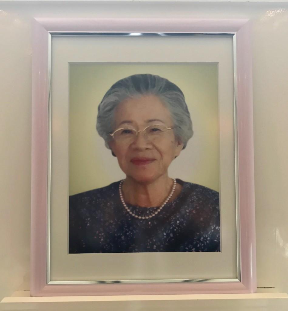 トモエのお婆さん
