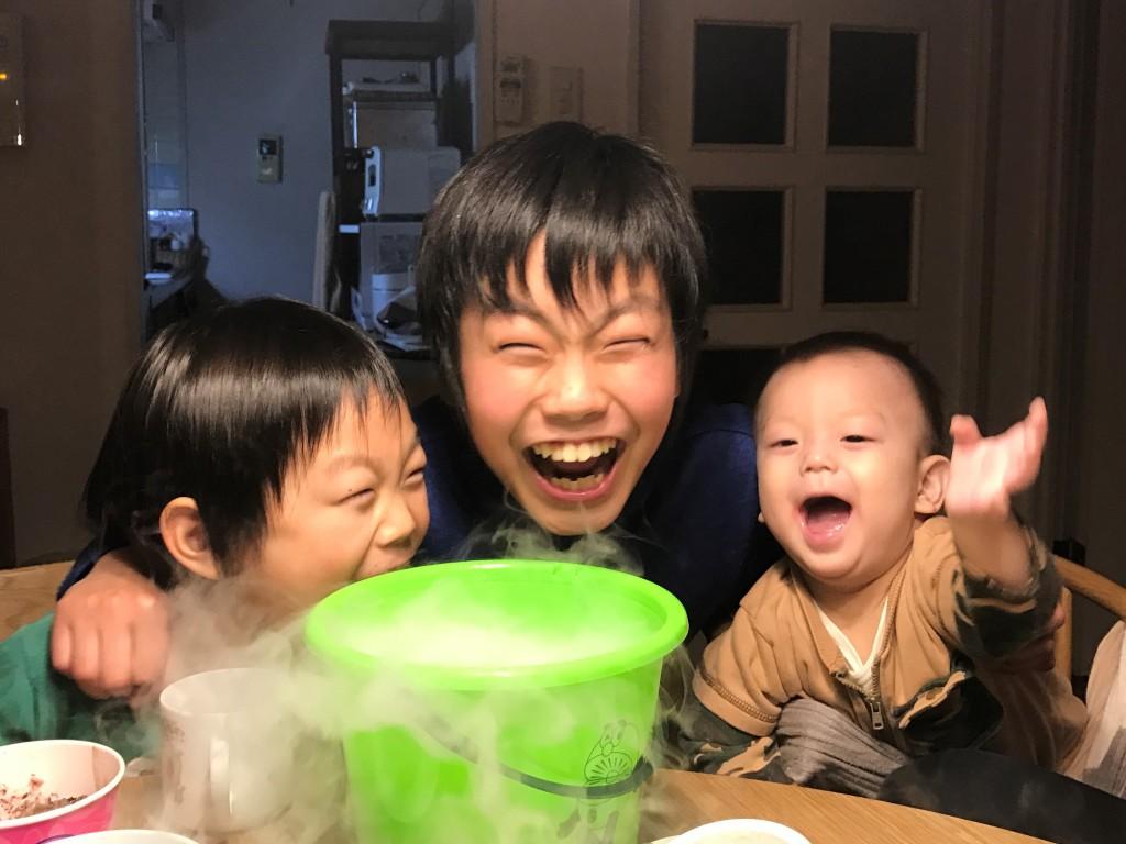 ミヤモト社長と愉快な息子たち2