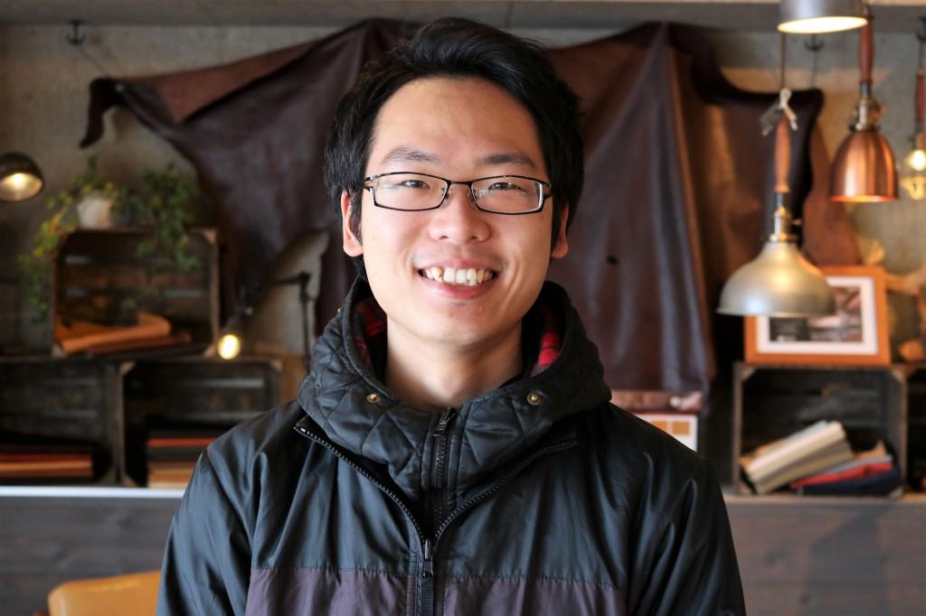 川西賢志 ブログ用顔写真