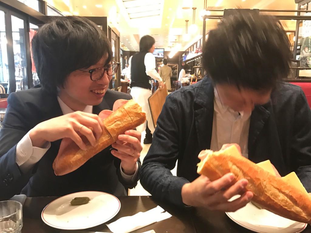 ミヤモト家具の杉木専務と岡本SOLID店長3