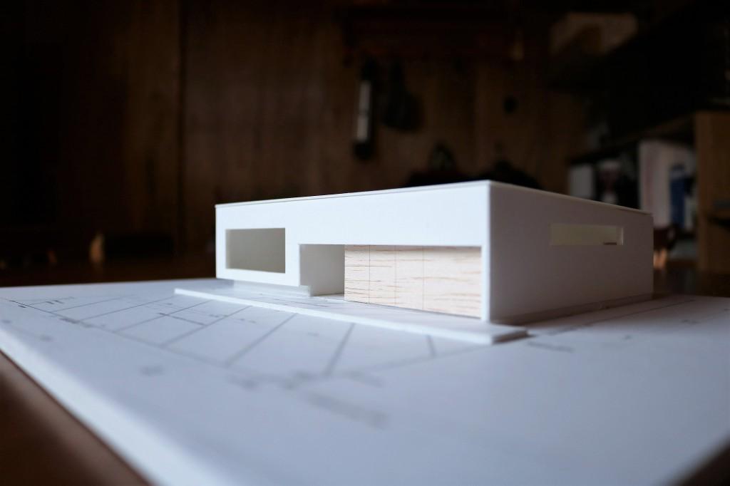SOLID KANAZAWA 店舗模型 4