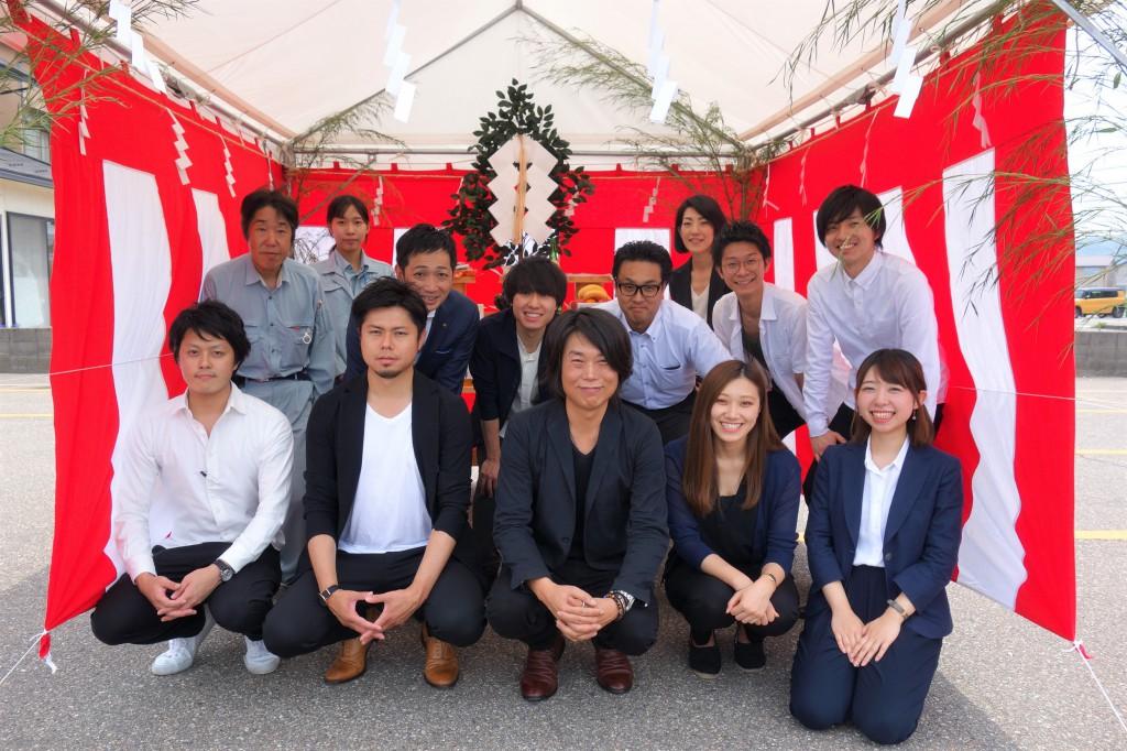 SOLID KANAZAWA 地鎮祭