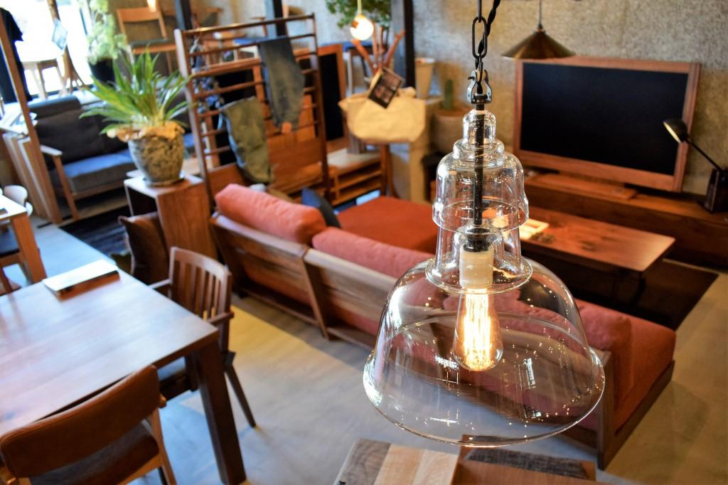 石川県・富山県の家具インテリアショップ SOLID金沢 照明 -lamp (3)