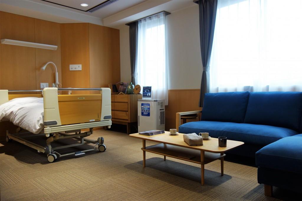 横田記念病院  特別室  ミヤモト家具 (13)