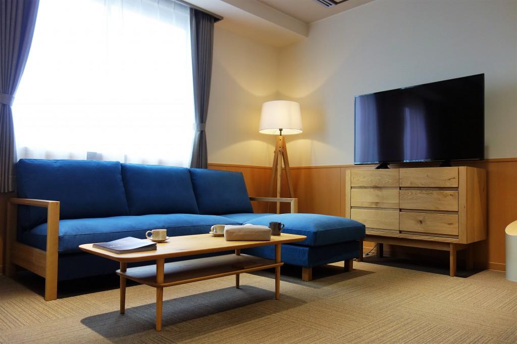 横田記念病院  特別室  ミヤモト家具 (14)