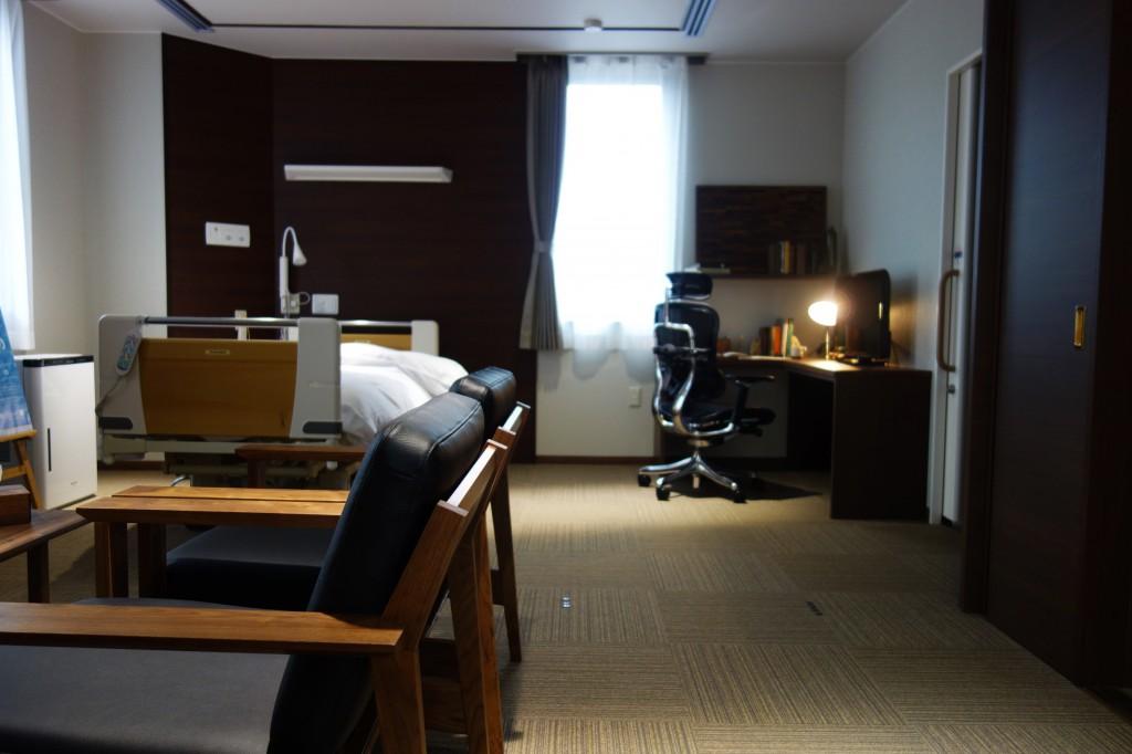 横田記念病院  特別室  ミヤモト家具 (4)