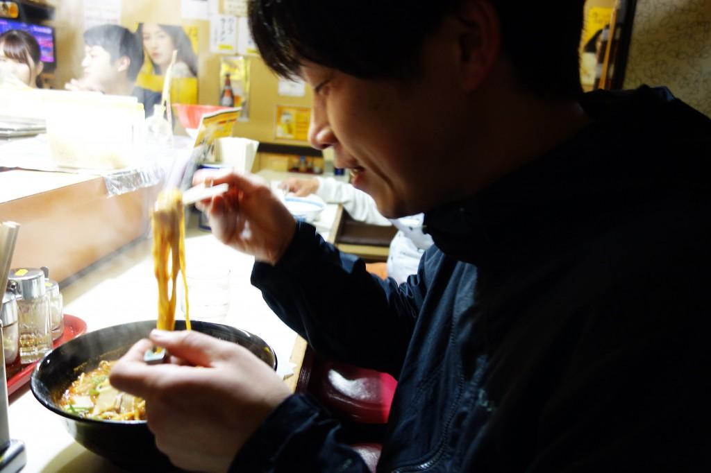 ナガノインテリア上野副長 ミヤモト家具SOLIDで研修中 (25)