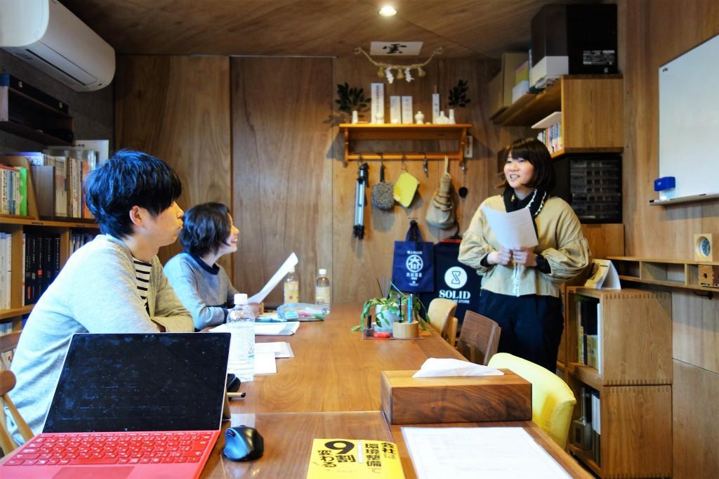 ナガノインテリア上野副長 ミヤモト家具SOLIDで研修中 (28)
