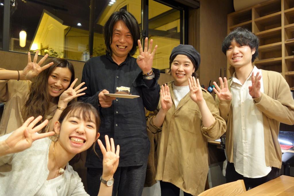ミヤモト家具 社長44歳誕生日