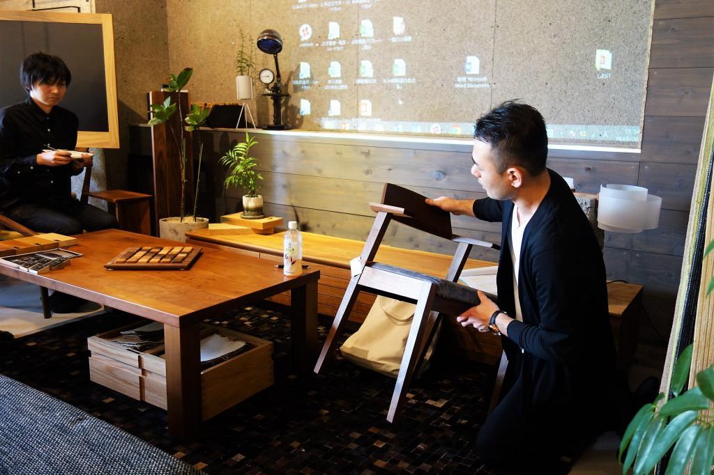 ナガノインテリア桑田リーダー講習×ミヤモト家具SOLID (15)