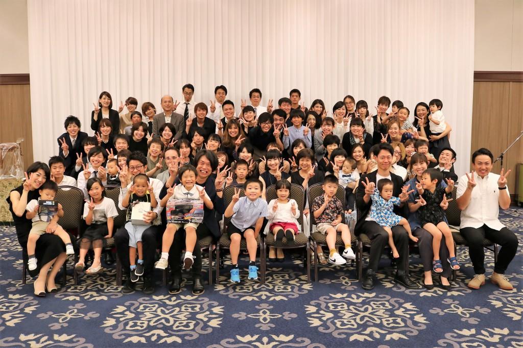 ミヤモト家具 第3回家族パーティー2019.08.21 (1)