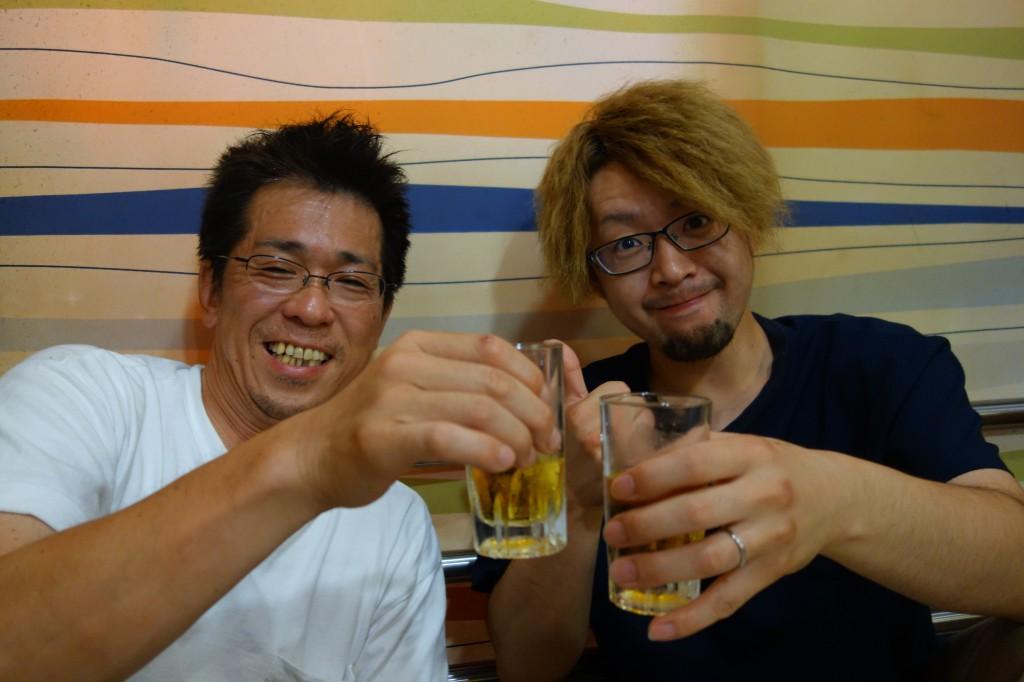社長懇親会・ミヤモト家具 塩岡・サイトウ・浦山 (5)