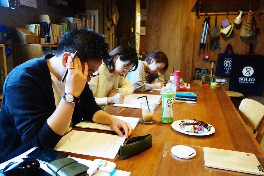 ナガノインテリアSOLID名古屋 宮崎店長 SOLID富山・金沢で高島・堀田と研修中 (24)