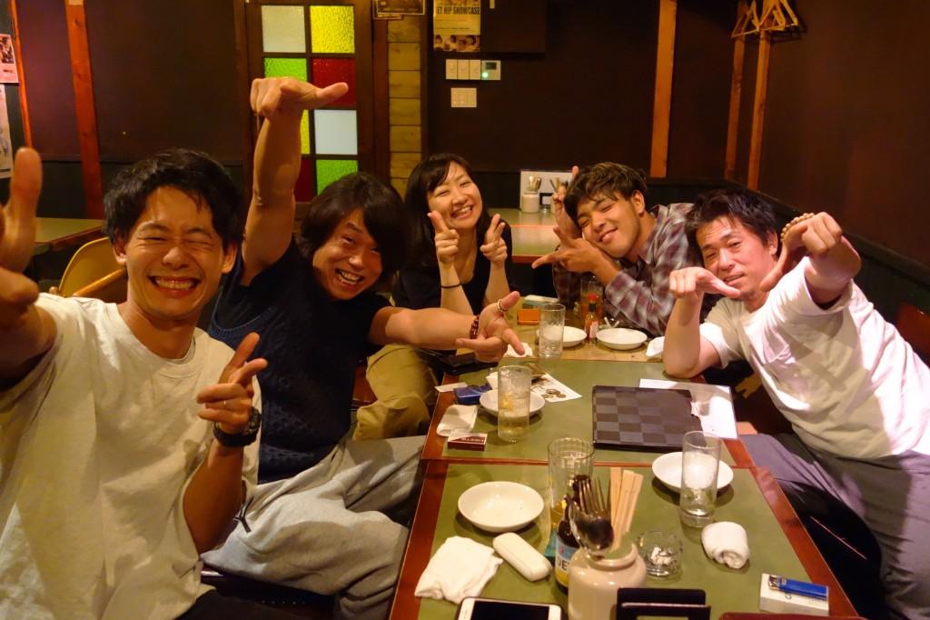 ミヤモト家具の社風 社長懇親会 (3)
