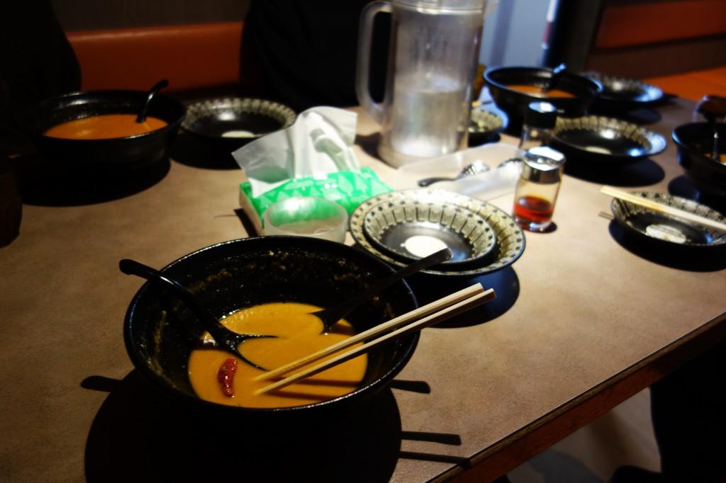 とんとんラーメン金澤森本店 SOLID金沢従業員の夜食  (6)