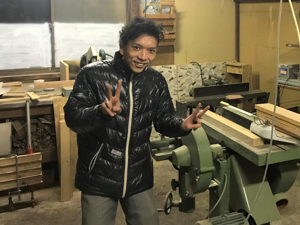 濵本和香奈 tubu×ミヤモト家具 デザイン額製作2