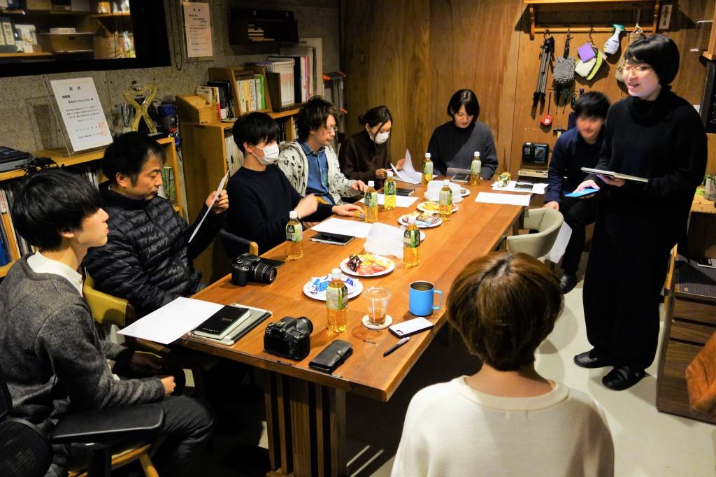 ナガノインテリア SOLID大阪 井手さん酒井さんミヤモト家具SOLIDで研修中