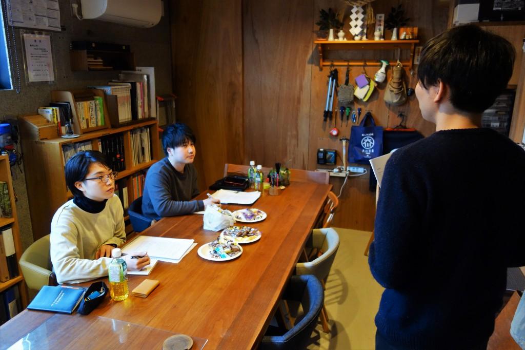 ナガノインテリア SOLID大阪 井手菜実・酒井克也 ミヤモト家具SOLIDにて研修中 (24)