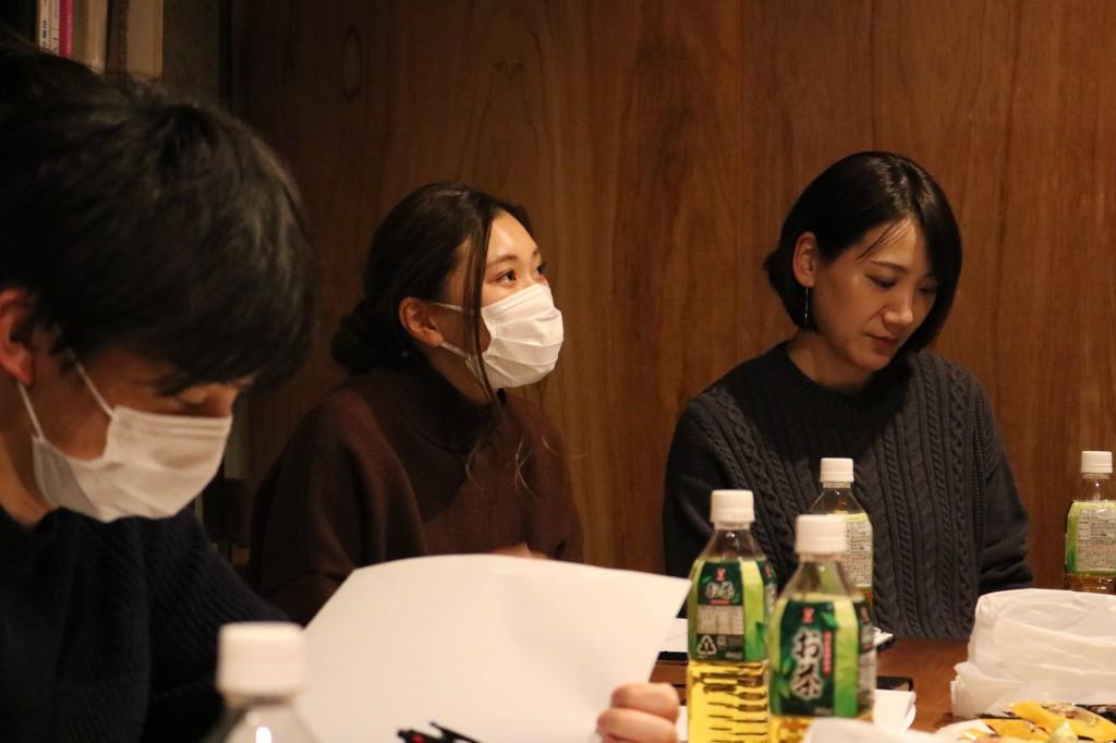 ナガノインテリア SOLID大阪 井手菜実・酒井克也 ミヤモト家具SOLIDにて研修中 (54)