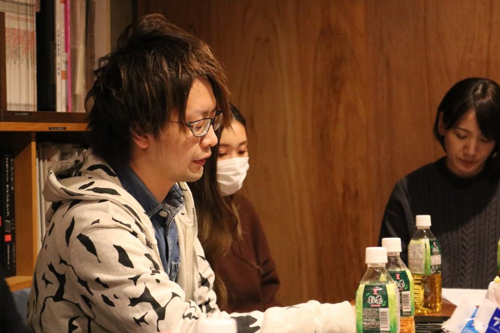 ナガノインテリア SOLID大阪 井手菜実・酒井克也 ミヤモト家具SOLIDにて研修中 (84)