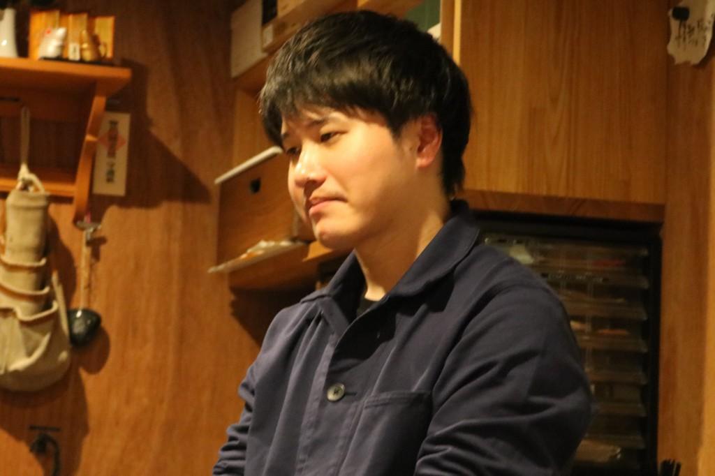ナガノインテリア SOLID大阪 井手菜実・酒井克也 ミヤモト家具SOLIDにて研修中 (87)