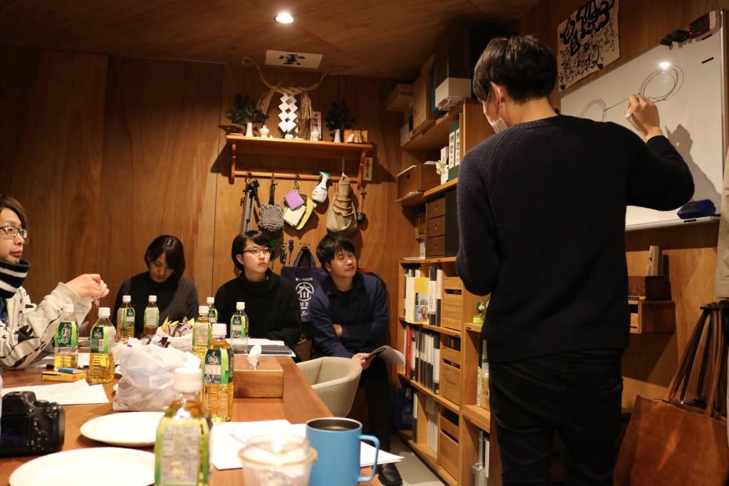 ナガノインテリア SOLID大阪 井手菜実・酒井克也 ミヤモト家具SOLIDにて研修中 (95)