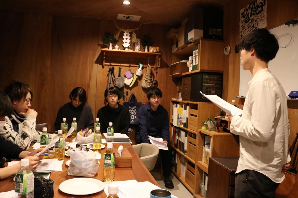 ナガノインテリア SOLID大阪 井手菜実・酒井克也 ミヤモト家具SOLIDにて研修中 (97)