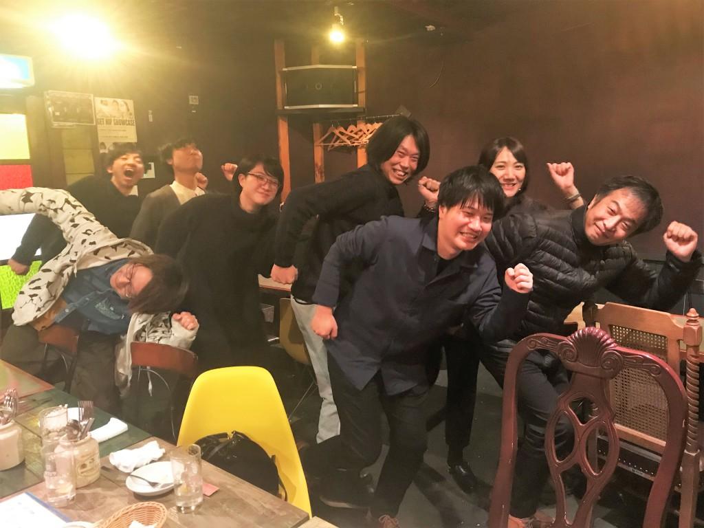 理念研修 SOLID大阪 酒井さん井手さん in ミヤモト家具 (4)