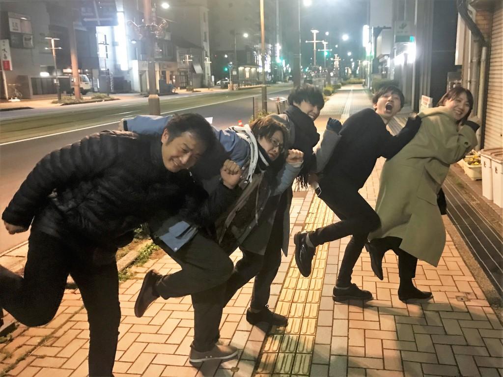 理念研修 SOLID大阪 酒井さん井手さん in ミヤモト家具 (5)