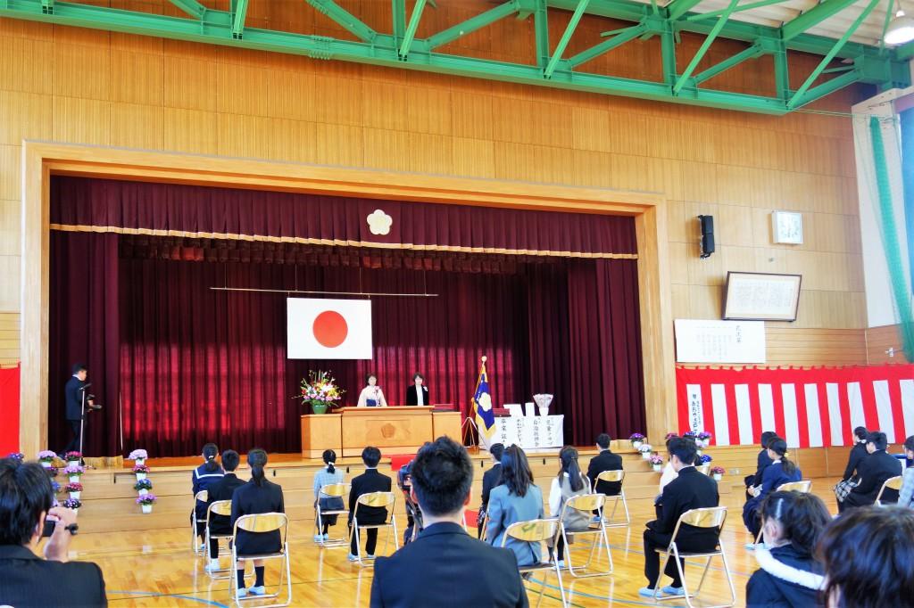 テッペイ卒業式2020.03.18 (3)